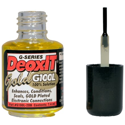 Caig - DeoxIT Gold G100L Treatment ACAIGPG100L