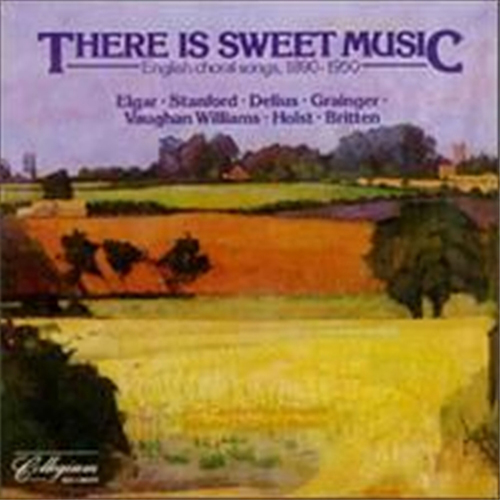 John Rutter - There Is Sweet Music (VINYL LP) LCOL104