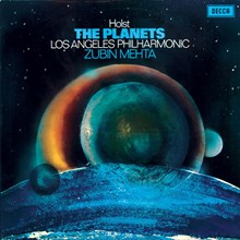 Holst - The Planets - Zubin Mehta-Lap (180g Import Vinyl LP) LDEC6529