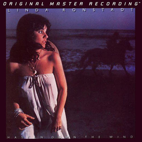 Linda Ronstadt - Hasten Down The Wind (Numbered EDITION Gold CD) CMF783