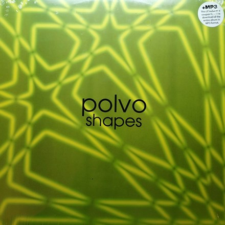 Polvo - Shapes (LP) LDP8791