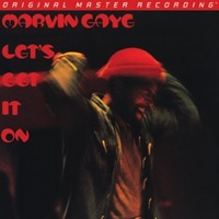 Marvin Gaye - Let's Get It On (Numbered EDITION Hybrid SACD) CMFSA2039