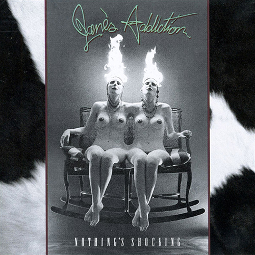 Jane's Addiction - Nothing Shocking (180g Vinyl LP) LDJ8845