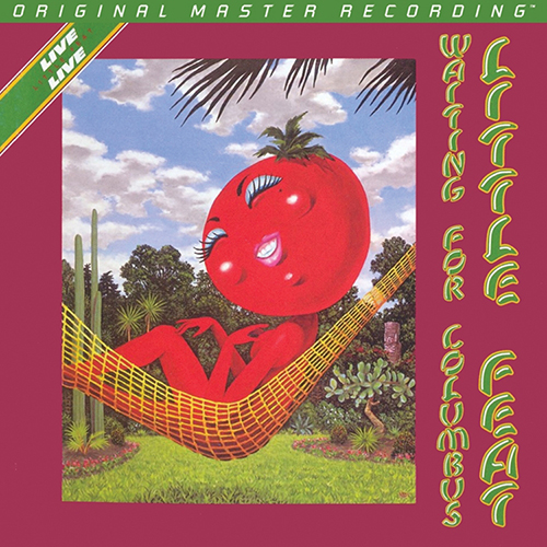 Little Feat - Waiting For Columbus (Numbered EDITION 180g Vinyl 2LP) LMF322