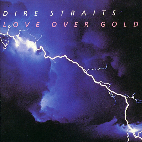 Dire Straits - Love Over Gold (180g Vinyl LP) LDD69693