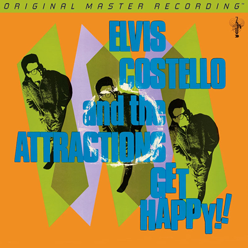 Elvis Costello - Get Happy!! (Numbered EDITION 180g 45RPM Vinyl 2LP) LMF334