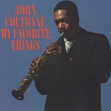 JOHN COLTRANE - MY FAVORITE THINGS (180g LP) LDC8049