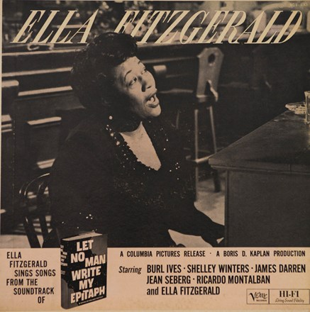 Ella Fitzgerald - Let No Man Write My Epitaph (180g 45RPM Vinyl 2LP) LAP4043
