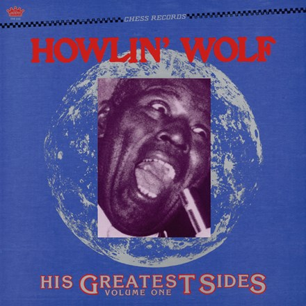 Howlin' Wolf - His Greatest Sides Volume One (Limited Edition Colored Vinyl LP) LDH63044