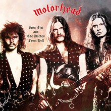Motorhead - Iron Fist and the Hordes from Hell (Import Vinyl LP) LIM3042