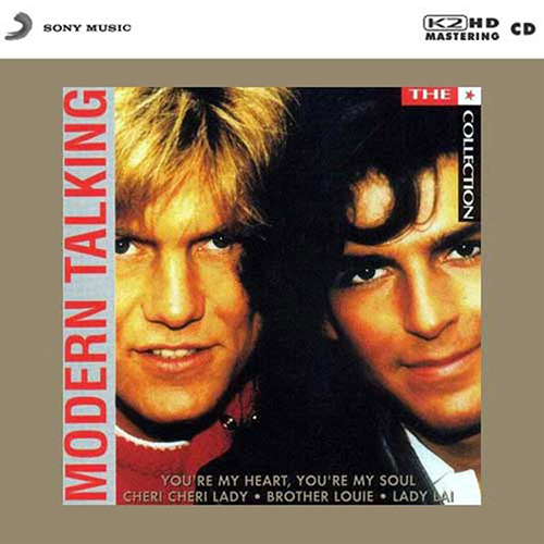 Modern Talking - The Collection (K2 HD Mastering CD) CSON3914