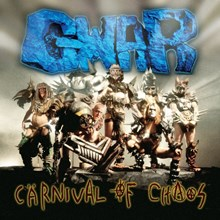 Gwar - Carnival of Chaos (Colored Vinyl 2LP) LDG509013