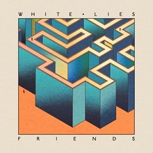 White Lies - Friends (Vinyl LP) * * * LDW41586