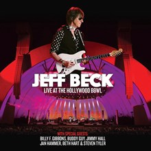 Jeff Beck - Live at the Hollywood Bowl 2016 (Vinyl 3LP + DVD) * * * LDB80793