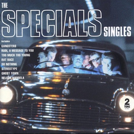 The Specials - The Singles (180g Vinyl LP) LDS46264