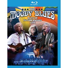 The Moody Blues - Days of Future Passed: Live (Blu-Ray) * * * CEAG7192