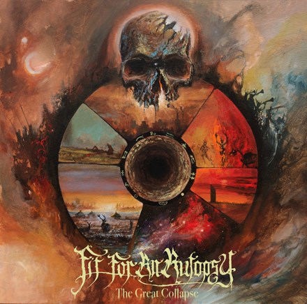 Fit For An Autopsy - The Great Collapse (Vinyl LP) LDF84613