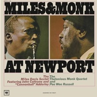 Miles Davis And Thelonious Monk - At Newport (180g Mono Vinyl LP) LDD0018
