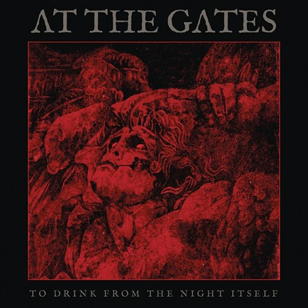 At The Gates - To Drink from the Night Itself (180g Colored Vinyl LP) * * * LDA64015