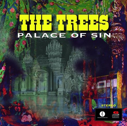 The Trees - Palace of Sin (180g Colored Vinyl LP) LDT24890