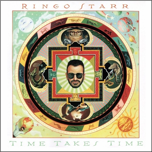 Ringo Starr - Time Takes Time (180g Colored Vinyl LP) LDS20970