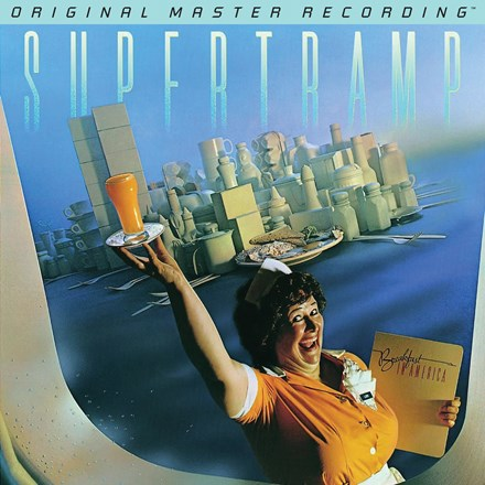 Supertramp - Breakfast In America (Numbered Edition Hybrid SACD) CMFSA2189