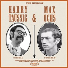Harry Taussig / Max Ochs - The Music of Harry Taussig and Max Ochs (Vinyl LP) LDT05388