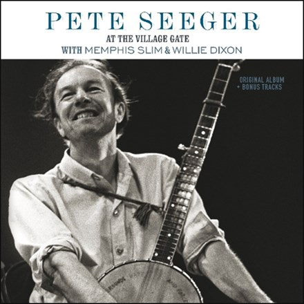 Pete Seeger - At the Village Gate (180g Import Vinyl LP) LIS1262