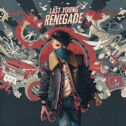 All Time Low - Last Young Renegade (Vinyl LP) LDA61587