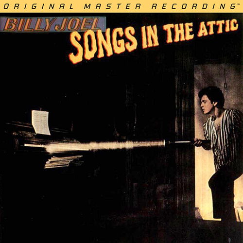 Billy Joel - Songs In The Attic (Numbered Edition Hybrid SACD) CMFSA2092
