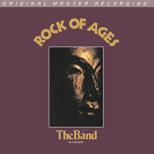 The Band - Rock Of Ages (Numbered Limited Edition 180g Vinyl 2LP) LMF348