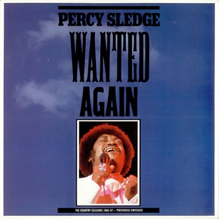 Percy Sledge - Wanted Again (Limited Edition Import Vinyl LP) LIS31403
