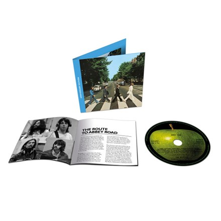 The Beatles - Abbey Road: Anniversary Edition (CD) * * * CCAP7439