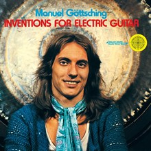 Manuel Gottsching - Inventions for Electric Guitar (Limited Edition 180g Vinyl LP) LDG99010