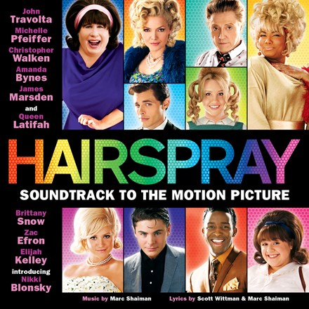 Hairspray: Soundtrack - Various Artists (Vinyl 2LP) LDH90421