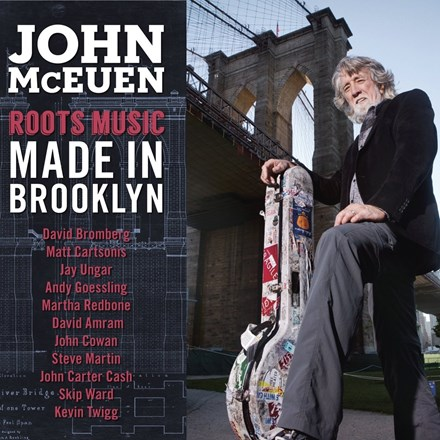 John Mceuen - Made In Brooklyn (180g Vinyl LP) LDM38814