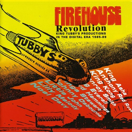 Firehouse Revolution: King Tubby's - Various Artists (Vinyl 2LP) LDF03419