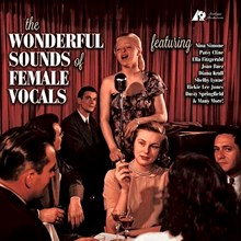 The Wonderful Sounds of Female Vocals - Various Artists (200g Vinyl 2LP) LAP122