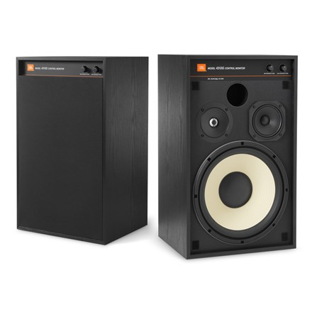 JBL - 4312G Bookshelf Speakers (Pair) AJBL4312G