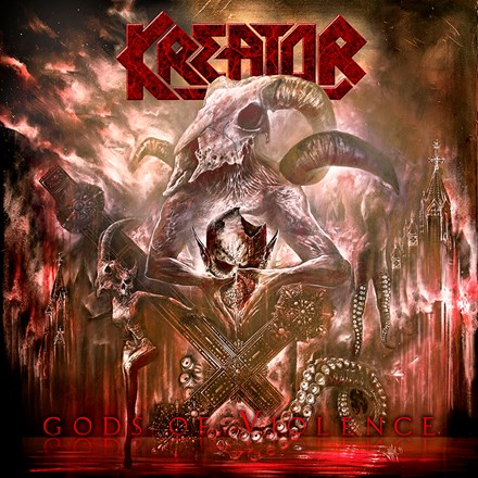 Kreator - Gods of Violence (Limited Edition Vinyl 2LP) LDK72514
