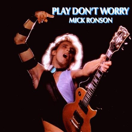 Mark Ronson - Play Don't Worry (Numbered Colored Vinyl LP) * * * LDR05697