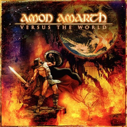 Amon Amarth - Versus the World (180g Vinyl LP) LDA41017
