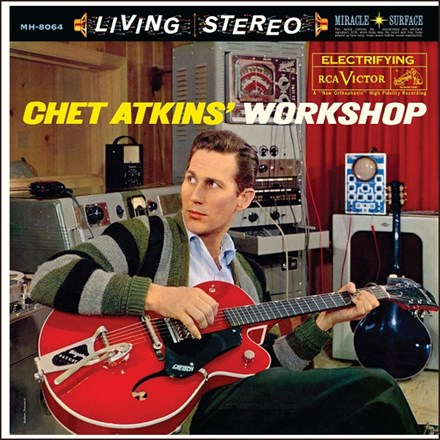 Chet Atkins - Workshop (Vinyl LP) LDA06413