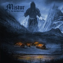 Mistur - In Memorian (Limited Edition Vinyl LP) LDM19306