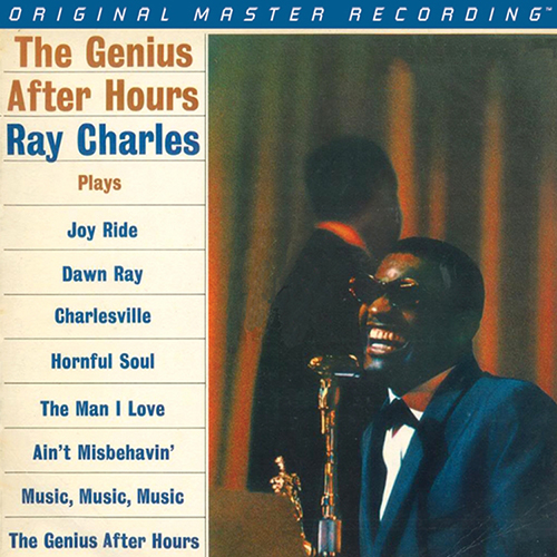 Ray Charles - The Genius After Hours (Numbered EDITION Hybrid Mono SACD CMFSA2073