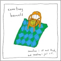 Courtney Barnett - Sometimes I Sit and Think, And Sometimes I Just Sit (Vinyl LP) * * * LDB22117