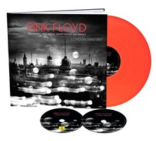 "Pink Floyd - London 1966-1967 (Import Colored 10"" Vinyl + CD + DVD Box Set) * * * LIP2652"