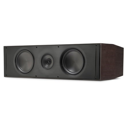 ELAC - Adante AC-61 Center Channel Speaker (Rosewood) **OPEN BOX** DEMO_AELACAC61WV