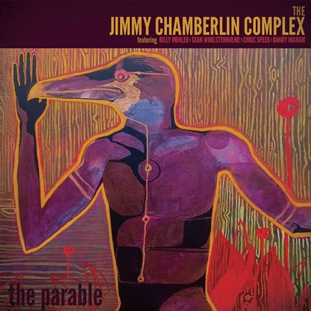 The Jimmy Chamberlin Complex - The Parable (Vinyl LP) LDC06124