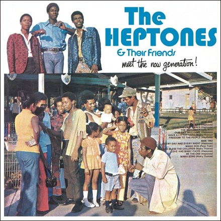 The Heptones - Meet the Now Generation (Numbered 180g Import Vinyl LP) LIH04504